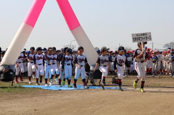 ヤンガース杯 開会式(4月16日)